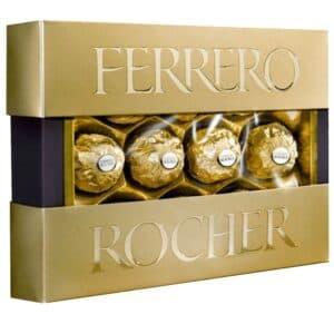 Конфеты Ferrero Rocher (125 гр.) - Фото 59