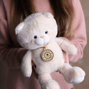 Мишка Fluffy Heart - Мягкая игрушка №932 - Фото 62
