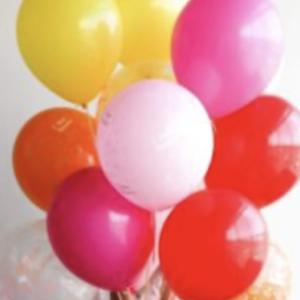 """Набор из 15 шаров """"С днем Рождения"""" №282 - Фото 66"""